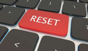 keyboard reset button