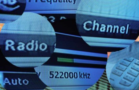 radio channel frequency
