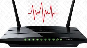 router with heartbeat