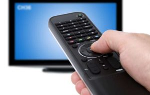 tv remote channel