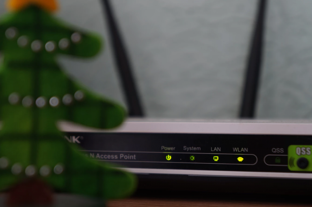 A Wireless-N Access Point